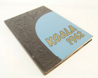 Riverside California Poly Polytechnic High School Vintage Yearbook Koala 1962