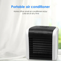 Home Mini Air Conditioner Cooling Fan USB Rechargeable Portable Air Cooler Fan