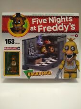 Nib Original Mcfarlane Five Nights At Freddy'S Set Backstage New! #12036
