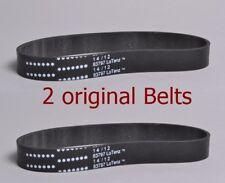 Genuine Eureka 83797 Long Life Vacuum Belt Pack Of 2