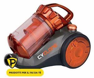 Aspirapolvere aspiratore ciclonico senza sacco Vinco Cyclone portatile accessori