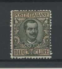 REGNO 1910 L.10 3 **