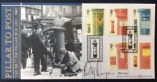 8.10.2002 PILLAR TO POST-Signed  BILLY HAYES-Trade Unionist-P.Office-Benham FDC