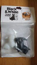 Black & White Scotch Whisky : unopened two dogs fridge ice coolers