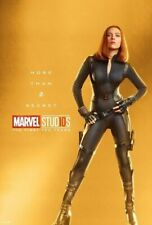 W121 Avengers infinity War Movie Hot 10 Years Marvel Comics 04 Silk Poster