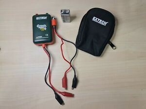 Extech CT20 Remote and Local Continuity Tester and Bag
