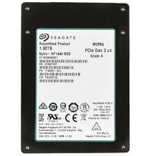 "Seagate Nytro XF1440 2.5"" 1.92TB Flash SSD PCIe Gen 3.0 x4 NVMe eMLC NAND"