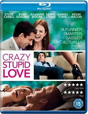 Crazy Stupid Love - Blu-ray - Ryan Gosling Steve Carell Bacon New and sealed -