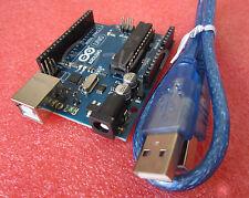 1PCS NEW ATMEGA328P-PU/ATMEGA8U2 UNO R3 BOARD FOR ARDUINO +USB Cable