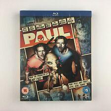 Paul (Reel Heroes Edition) (Blu-ray, 2013) s*New & Sealed*