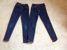 Boden girls skinny jeans Age 8 excellent