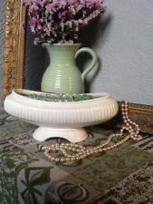 Vases White 1920-1939 (Art Deco) Date Range Pottery