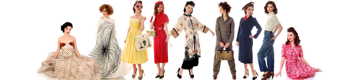 The Cats Pajamas Vintage Clothing