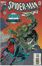 SPIDERMAN 2099 #28...NM-...1995...Peter David,Joe St.Pierre...HTF Bargain!