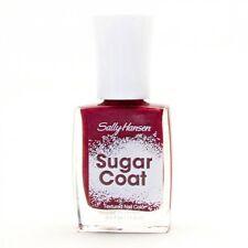 Sally Hansen Sugar Coat Nail Color -  Red Velvet 240 - Limited Edition