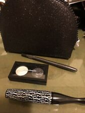 MAC Keepsakes Smoky Eye Bag, Mascara, Eye Liner, Eye Shadow Duo, Glitter Bag NIB