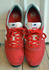Red & White NB New Blance 420 U420RG Unisex Classic Sneaker Shoes Sz US 11 EU 45