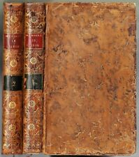 Mémoires de GIBBON suivi d'Ouvrages Posthumes chez Décade An V 1797 Ed.Originale