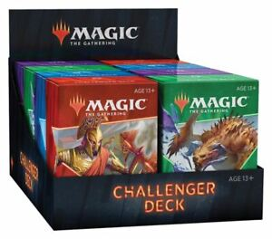 MAGIC THE GATHERING 2021 CHALLENGER DECK DISPLAY (PACK OF 8)