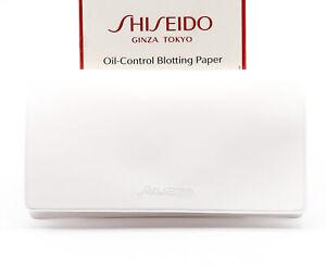 Shiseido Oil-Control Blotting Paper x 100 - NEW - Damaged Box