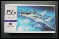 Rare Hasegawa 1/72 MIG-28 FULCRUM FARNBOROUGH  Model Kit