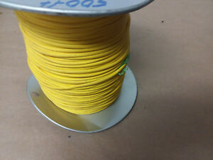 YELLOW TUBING M1-I-23053/S, 3/32INCH (LOTS OF 100FT)