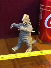 ULTRAMAN ULTRA MAN Rare Official Action Figure Monster Grey Dino Fighter