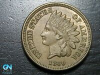 1860 Indian Head Cent Penny  --  MAKE US AN OFFER!  #K1965