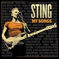 Sting - My Chansons Neuf CD
