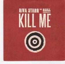 (EA632) Riva Starr ft Rssll, Kill Me - 2013 DJ CD