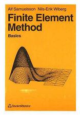 Finite Element Method: Basics by N.-E. Wiberg, A. Samuelsson (Paperback, 1998)