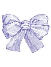 Bows Blue Baby Boys Ribbon 25 Wallies Wallpaper Cutouts Wall Stickers Decor Art