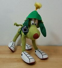 Applause Looney Tunes Marvin the Martian K-9 Dog Plush Posable 1997
