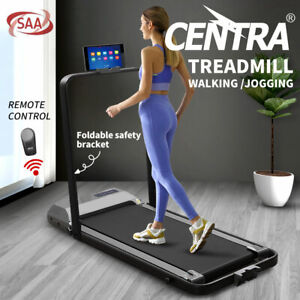 Centra Electric Treadmill Walking Pad Home Office Gym Exercise Fitness Foldable