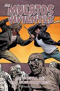 Los muertos vivientes nº 27: La guerra de los susurradores (Los Muertos Vivient