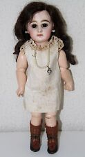 BEBE JUMEAU DOLL. SIZE 3. PORCELAIN AND COMPOSITION. FRANCE. END 19th CENTURY