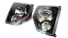 08-12 Jeep Liberty Tinted Headlights Lamps Front Left & Right SIDE OEM NEW MOPAR