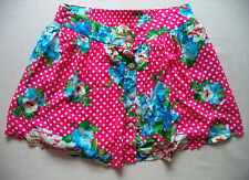 Womens MARILYN MONROE skirt Sz M Tropical Heatwave Luau party costume sexy NWT