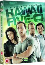 Hawaii Five-0: Season 4 [DVD]