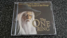 THE ONE RING Music Inspired By Tolkien's Lord of the Rings CD Kevin Pearce 2002