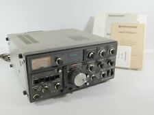 Kenwood TS-820S Tube Hybrid Ham Radio Transceiver w/ CW Filter +++ (needs work)