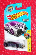 2017 Hot Wheels Zotic ZAMAC MONTH FBH93-D9WMT HW Art Cars