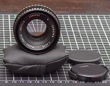 Meyer Optik Oreston f/1.8 50 mm zebra M42 mount