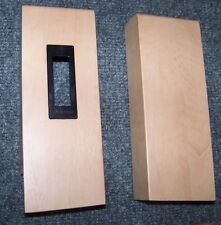 Yamaha YPG635/DGX630 Digital Keyboard/Piano Original Wood Side Trim Parts