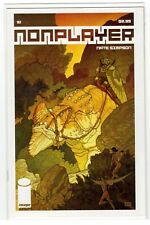 Nonplayer #1 Variant CoverNM First Print Low Print Run Nate Simpson Image Comics