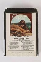 Vintage GRATEFUL DEAD Wake Of The Flood 8 Track Tape Sealed
