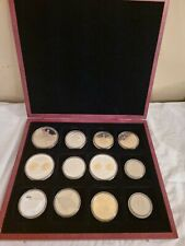 More details for coin collection with display/storage case .