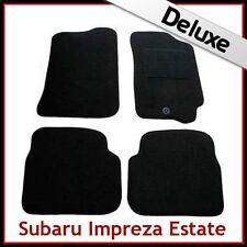 SUBARU IMPREZA Estate 1993 1994 1995...2000 Tailored LUXURY 1300g Car Mats GREY