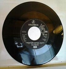 "Baltimora, Tarzan Boy (Summer Version) 7"" single, 1985"