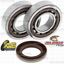 All Balls Crank Shaft Mains Bearings & Seals Kit For KTM SX 400 2001 Motocross